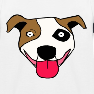 Kinder Baseball T-Shirt Jack Russel - Kinder Baseball T-Shirt