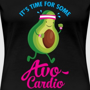 It\'s Time For Some Avo Cardio T-shirts - Premium-T-shirt dam