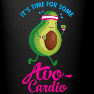 It\'s Time For Some Avo Cardio Mugs & Drinkware - Full Colour Mug