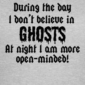 Ghosts at Night - Women's T-Shirt