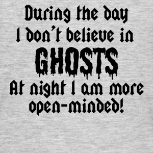 Ghosts at Night - Men's T-Shirt