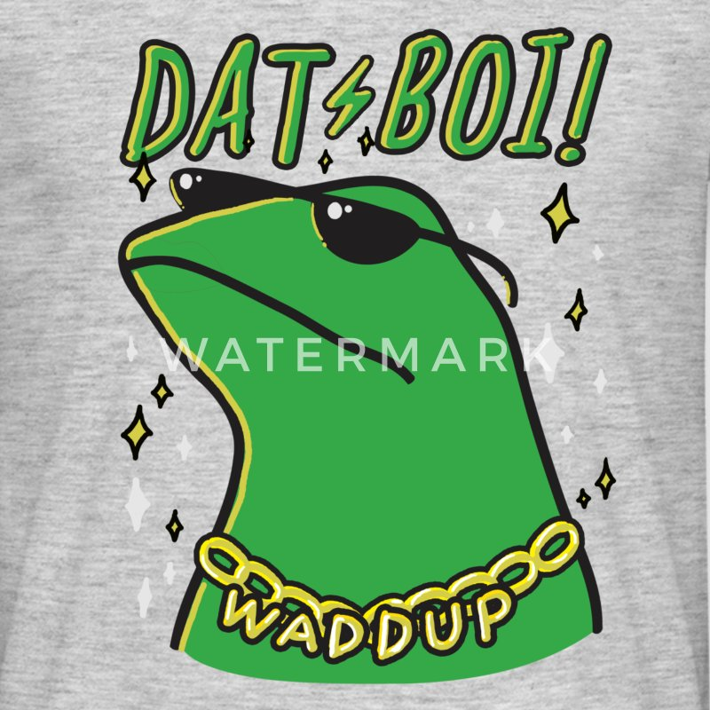 dat boi T-Shirts - Men's T-Shirt