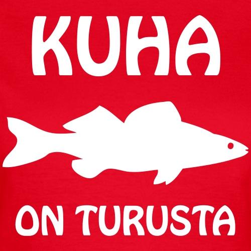 KUHA ON TURUSTA