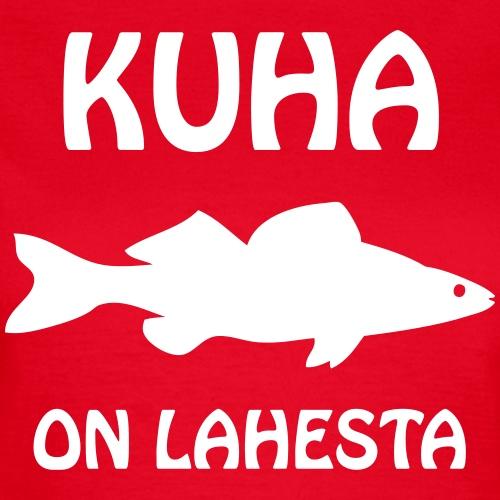 KUHA ON LAHESTA