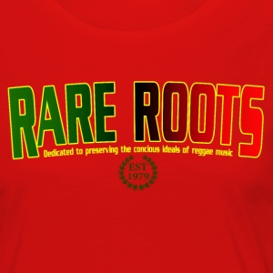 RARE ROOTS CLASSIC 4 Long Sleeve Shirts - Women's Premium Longsleeve Shirt