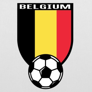 Belgium football fan shirt 2016 Bags & Backpacks - Tote Bag