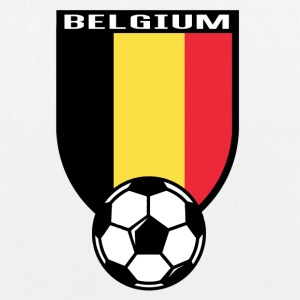 Belgium football fan shirt 2016 Bags & Backpacks - EarthPositive Tote Bag