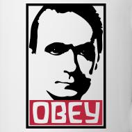Motiv ~ OBEY Rudolf Steiner