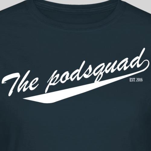 podsquad logo white