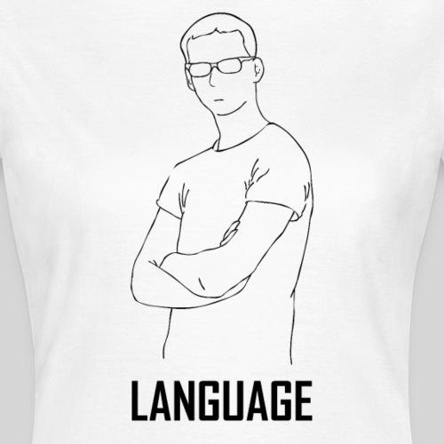 language black