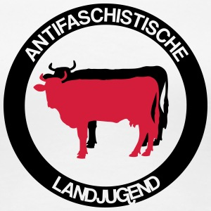 Antifaschistische Landjugend T-Shirts - Frauen Premium T-Shirt