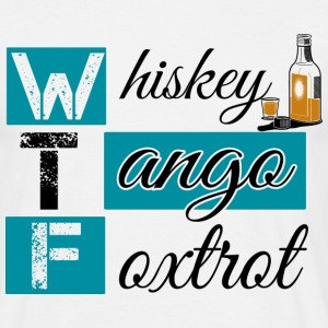 Whiskey Tango Foxtrot - Men's T-Shirt