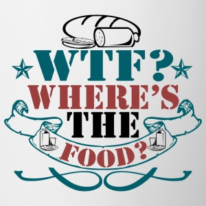 Where's The Food? - Mug
