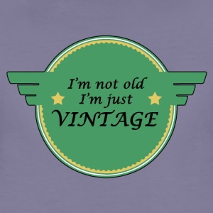 not-old-but-vintage Tee shirts - T-shirt Premium Femme