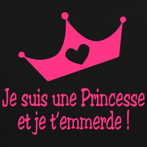 princesse Sweat-shirts - Sweat-shirt contraste