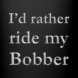 I'd rather ride my Bobber Mugs & Drinkware - Full Colour Mug