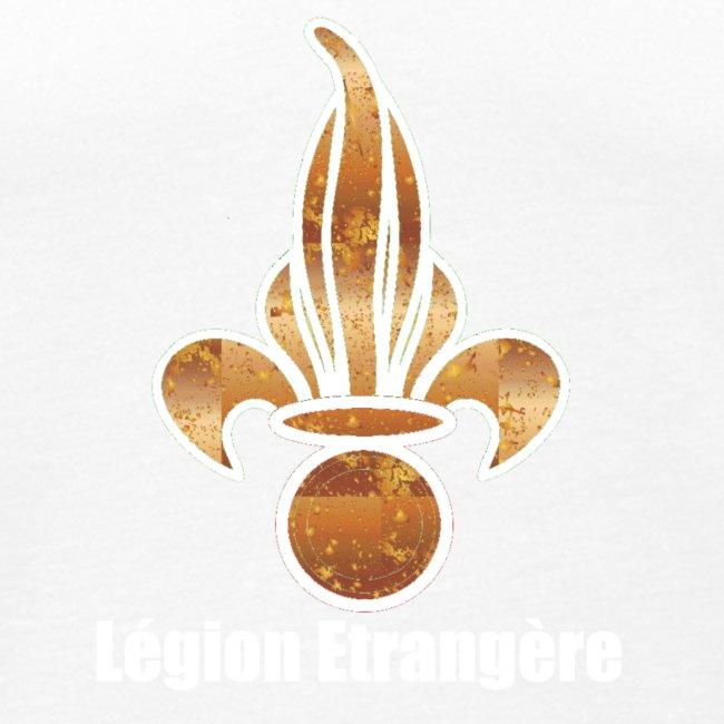 Flamme Légion design
