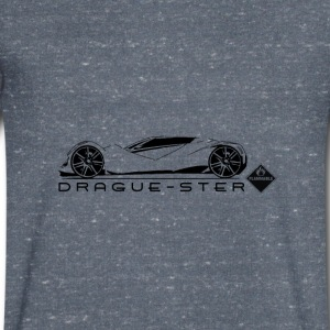 DRAGUE-STER Flammable - T-shirt Homme col V