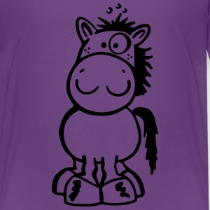 Little Horse Shirts - Teenage Premium T-Shirt