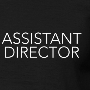 Assistant Director - Men's T-Shirt