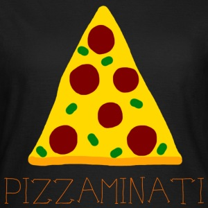 Pizzaminati T-Shirts - Frauen T-Shirt