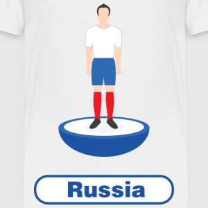 Russia football - Kids' Premium T-Shirt