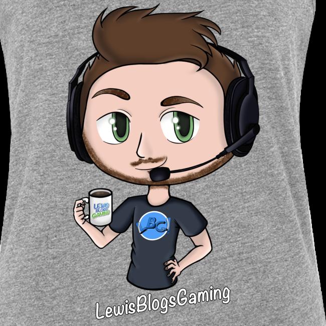 Women's LewisBlogsGaming Vest!