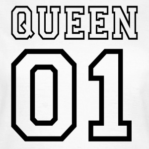 PARTNERSHIRT - QUEEN 01 Tee shirts - T-shirt Femme