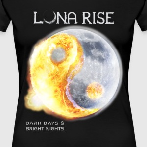 Luna Rise - Dark Days & Bright Nights T-Shirts - Frauen Premium T-Shirt