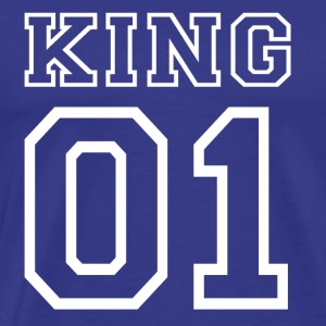 PARTNERSHIRT - KING 01 T-skjorter - Premium T-skjorte for menn