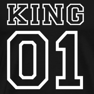 PARTNERSHIRT - KING 01 Tee shirts - T-shirt Premium Homme
