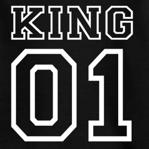 PARTNERSHIRT - KING 01 Shirts - Teenager T-shirt