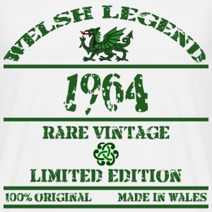 Welsh Legend 1964 - Men's T-Shirt