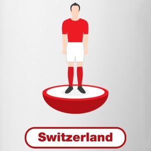 Switzerland football - Mug