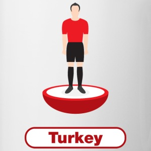 Turkey football - Mug