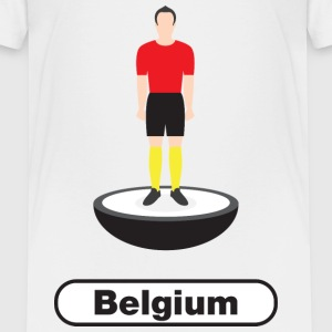 Belgium football  - Kids' Premium T-Shirt
