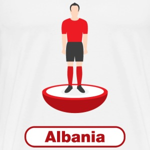 Albania football - Mens tshirts - Men's Premium T-Shirt