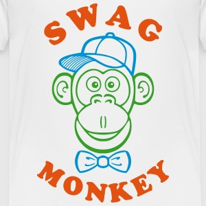 Swag Monkey - T-shirt Premium Enfant