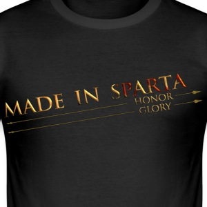 made in sparta Tee shirts - Tee shirt près du corps Homme