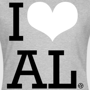 I love ALbania - Women's T-Shirt