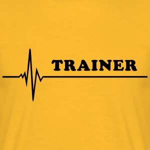 Pulse - Trainer T-Shirts - Men's T-Shirt