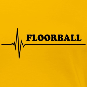 Floorball T-Shirts - Frauen Premium T-Shirt