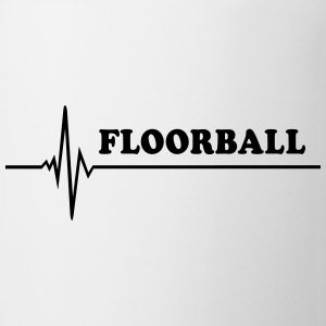 Floorball Mugs & Drinkware - Mug