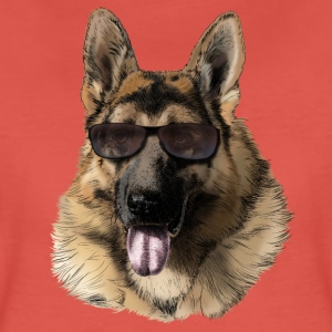 German shepherd T-Shirts - Women's Premium T-Shirt