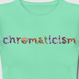 chromaticism logo tee (f) - Women's T-Shirt