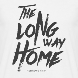 The Long Way Home T-Shirts - Men's T-Shirt