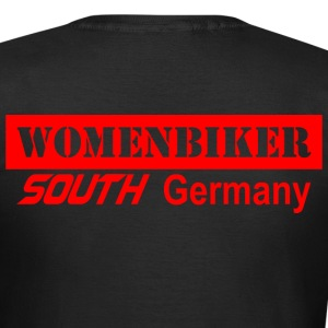 Womenbiker south Germany T-Shirts - Frauen T-Shirt