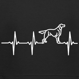 My heart beats for dogs! Hoodies - Kids' Premium Hoodie