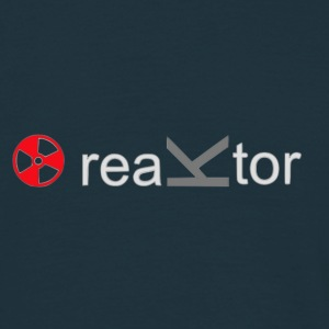 reaKtor T - Men's T-Shirt