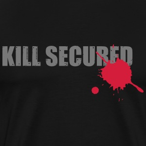 Kill Secured Tee - Men's Premium T-Shirt